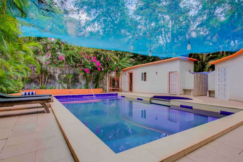 Casa Greens - 4BHK Luxury Villa with Private Pool, holiday rental in Verla Canca