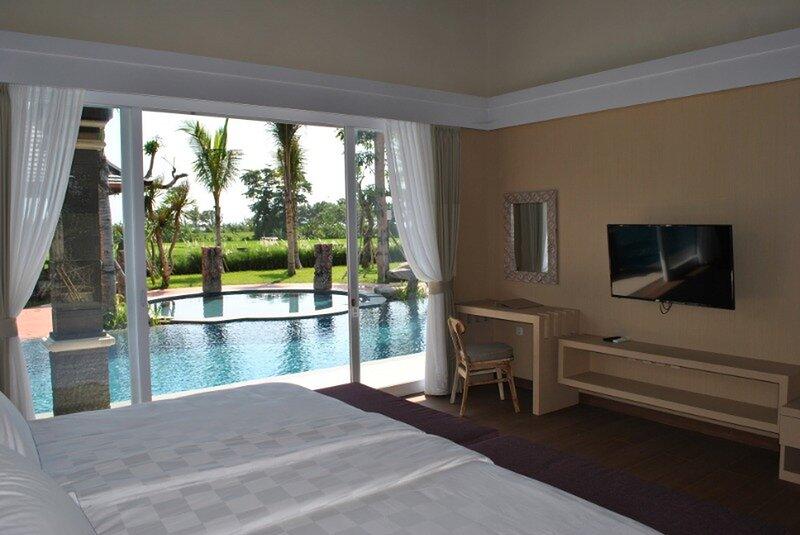 Kori Maharani Villas - Suite Lagoon 4, holiday rental in Samplangan