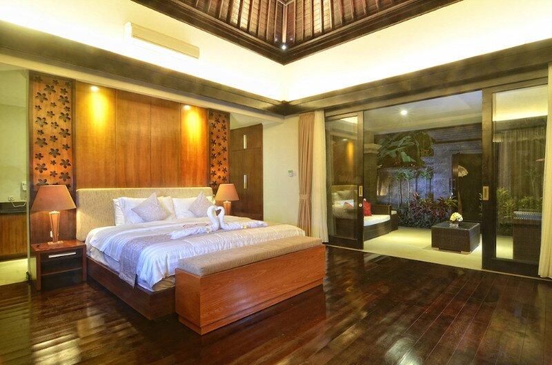 Kori Maharani Villas - One Bedroom Villa with Private Pool 4, holiday rental in Samplangan