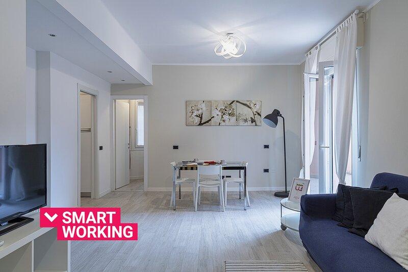 S. Margherita Family Apartment with Terrace, casa vacanza a Santa Margherita Ligure