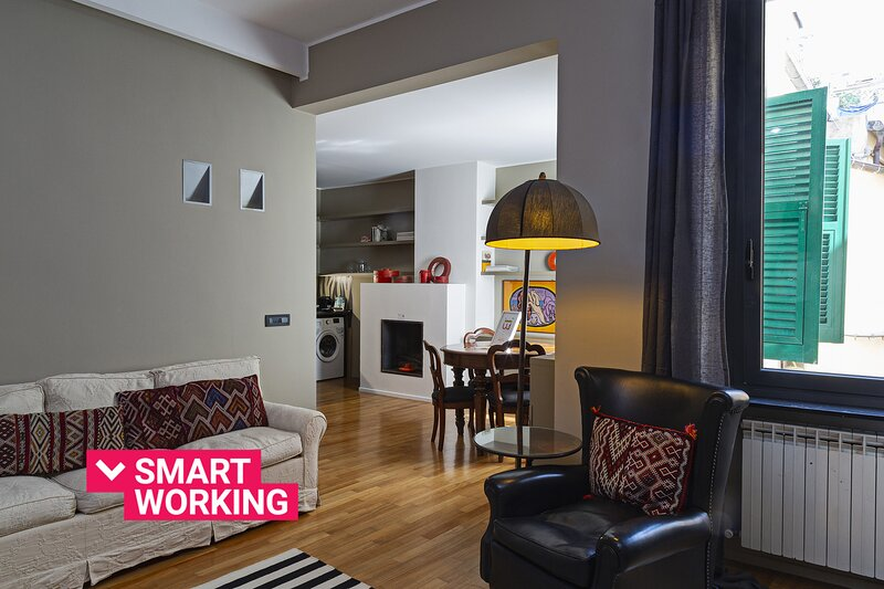 Design in Genoa city center by Wonderful Italy, holiday rental in Crocefieschi