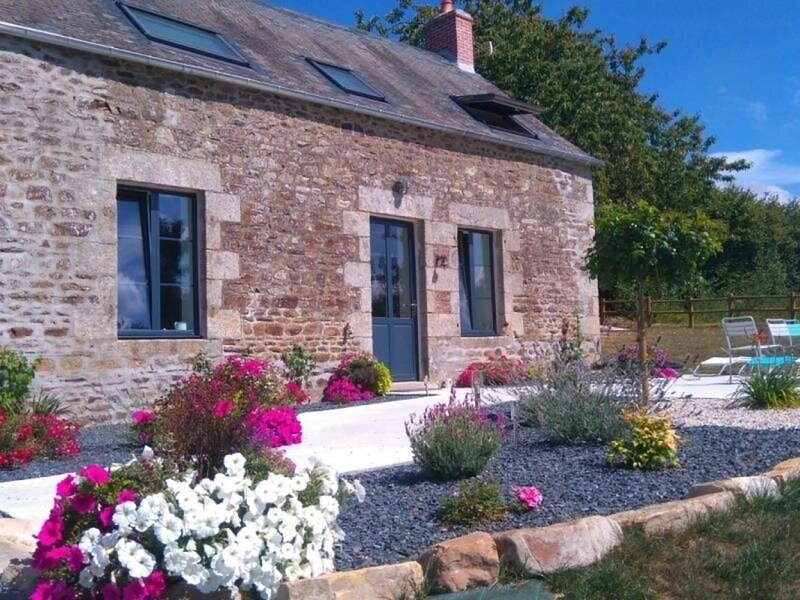 LA PETITE VALLEE, vacation rental in Saint-Aignan-de-Couptrain