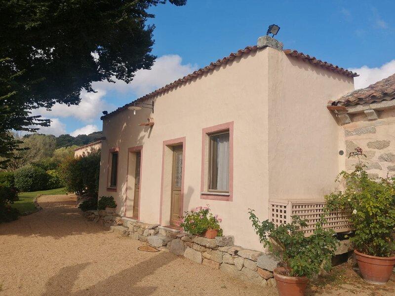 Stazzo di San Trano, holiday rental in Bassacutena