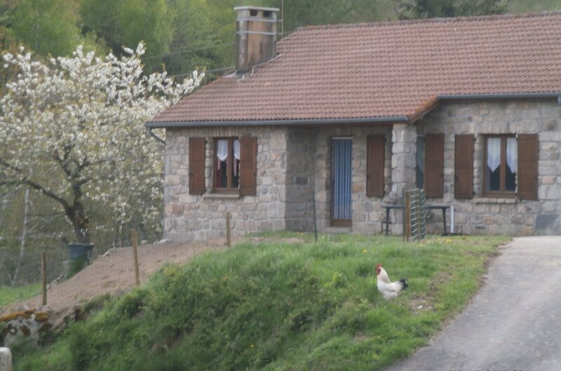 Hou...La chouette Maison, holiday rental in Saugues