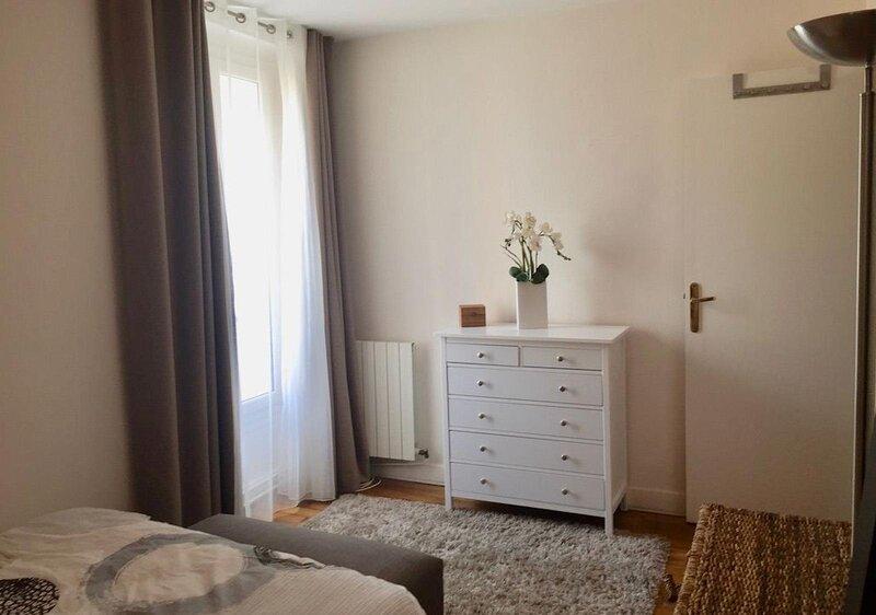 TRÈS BELLE APPARTEMENT À VILLENEUVE-SAINT-GEORGES, holiday rental in Villeneuve-Saint-Georges