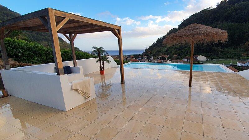 Casa do Outeiro, vacation rental in Agua Retorta