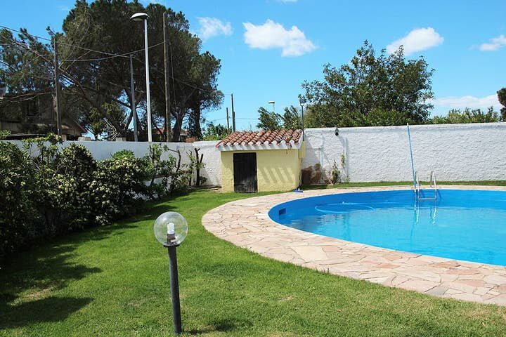 Villa Bruno, Swimming Pool, vacation rental in Flumini