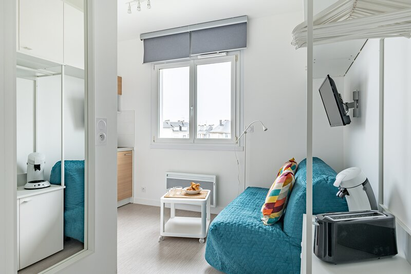 Les Amarres 401 - studio centre ville St Nazaire, holiday rental in Donges