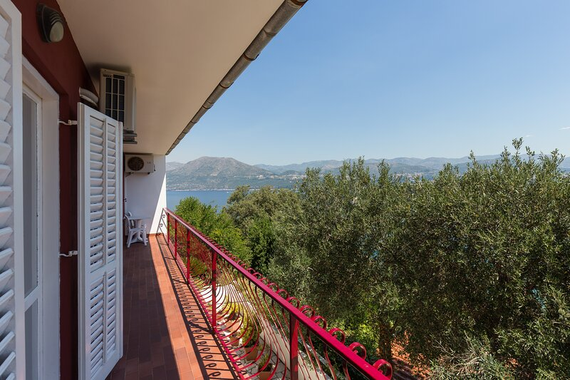 Guest House Oreb - Double Room, holiday rental in Kolocep Island