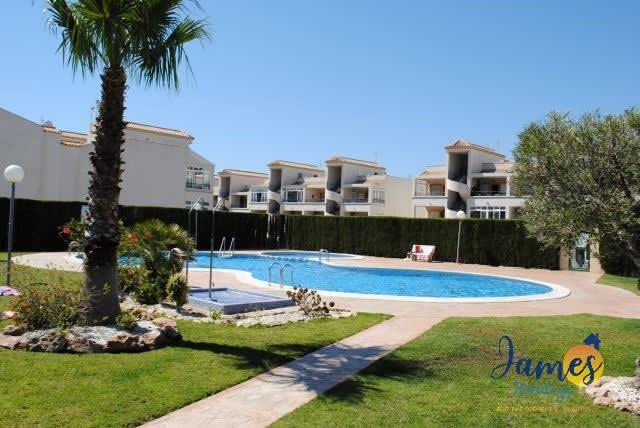 La Cinuelica 1st Flr apartment  &  com. pool L180, holiday rental in Punta Prima