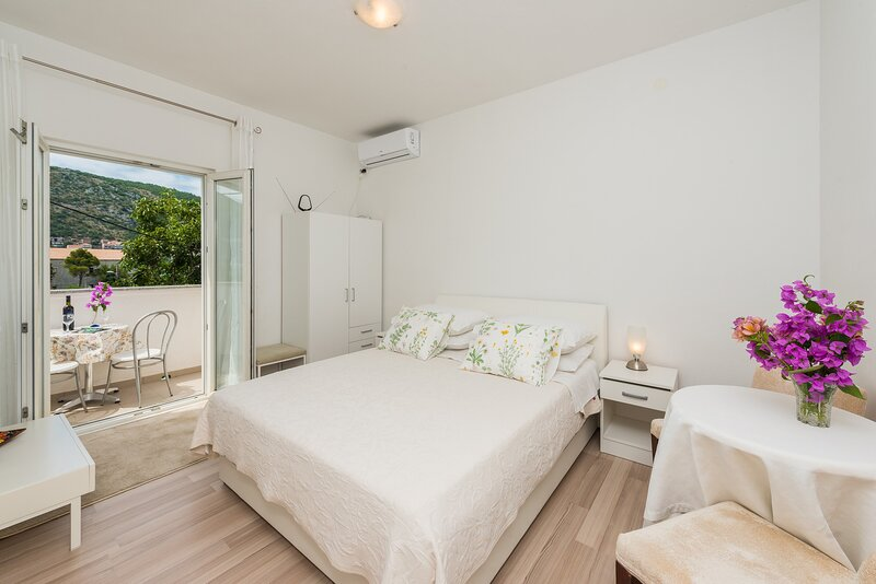 Guest House Riverside - Studio Apartment with Balcony, holiday rental in Mokosica