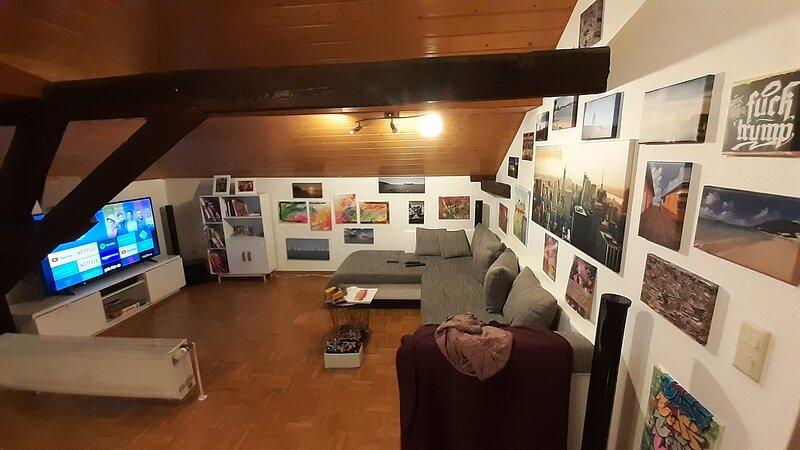 Stylisches Zimmer am Niederrhein, Flughafen Nähe, holiday rental in Rees