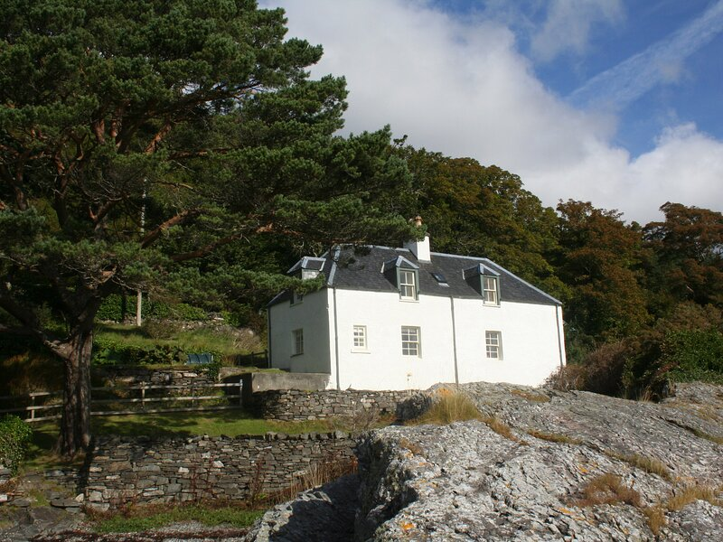 Craggan Cottage, Kyle Of Lochalsh, vacation rental in Drumbuie