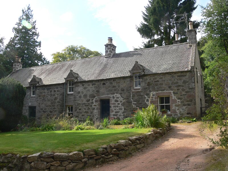 North Mains Cottage, Alford, Aberdeenshire, vacation rental in Alford