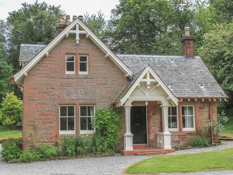 Gate Lodge, Castle Douglas, holiday rental in Crossmichael