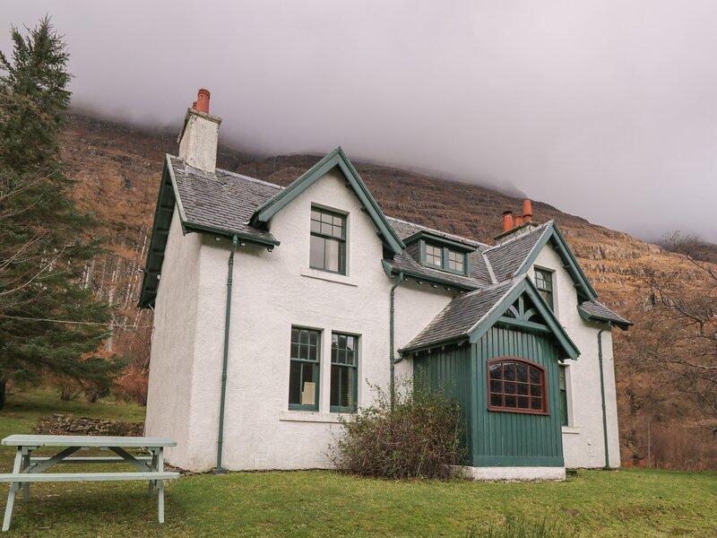 Glen Cottage, Torridon, alquiler vacacional en Shieldaig