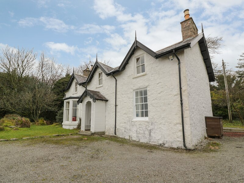 Port Donnel Cottage, Dalbeattie, casa vacanza a Palnackie