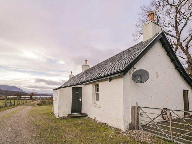 Stalkers Cottage, Torridon, alquiler vacacional en Shieldaig