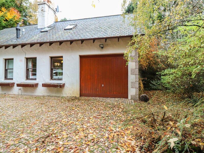 Garage Cottage, Braemar, aluguéis de temporada em Spittal of Glenshee
