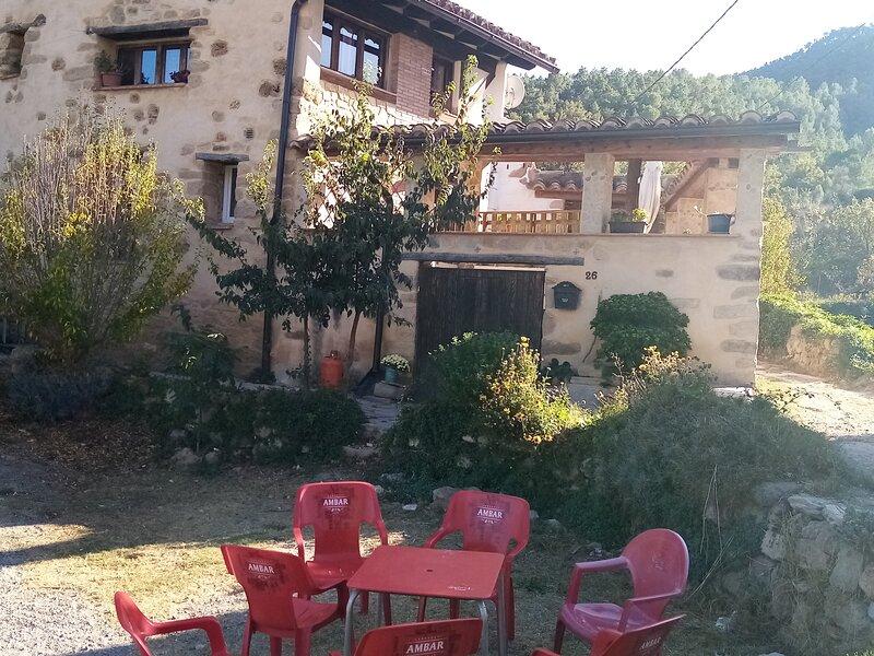 Casa Rural La Manduca I, casa vacanza a Puertomingalvo