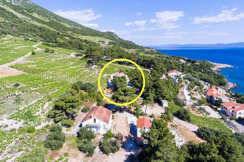 Apartments Villa Dingač-Borak - Two Bedroom Apartment with Terrace, aluguéis de temporada em Potomje