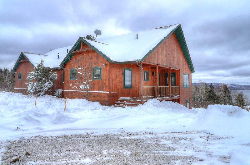 Lodges #19, alquiler de vacaciones en Rangeley