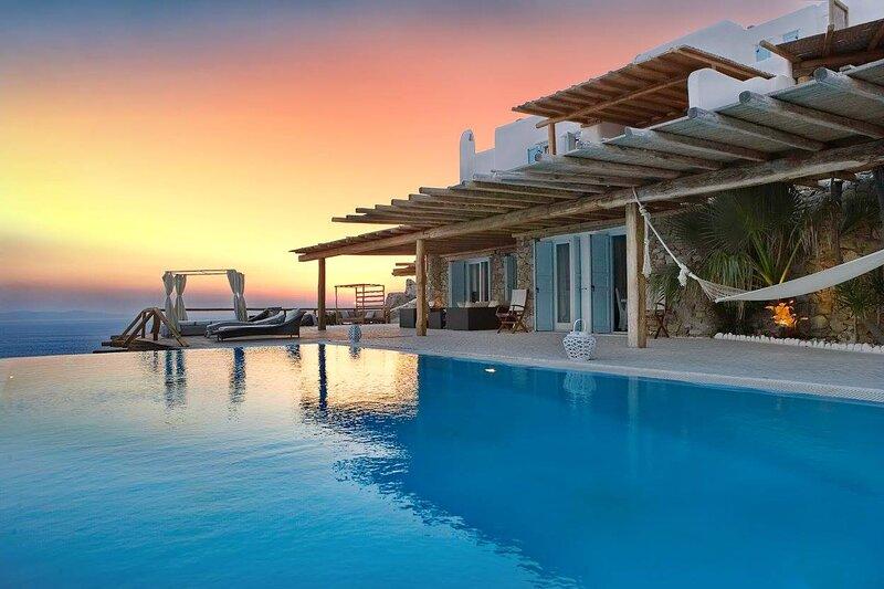 Villa Olympus, holiday rental in Faros Armenistis