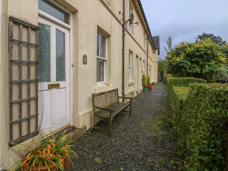 7 Railway Cottages, Newby Bridge, casa vacanza a Backbarrow