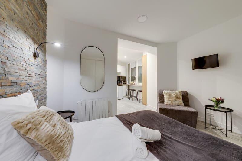 Studio d'architectes au cours du 19ème (R19), holiday rental in Les Lilas