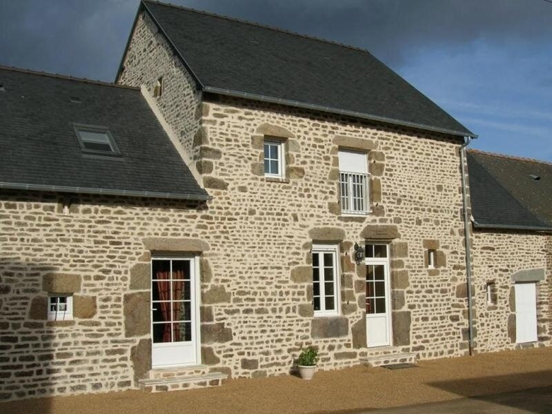 Le Grand Aulnay, holiday rental in Ambrieres-les-Vallees