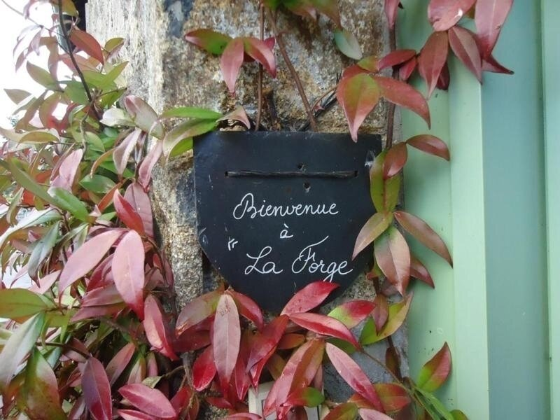 La Forge, holiday rental in Brece