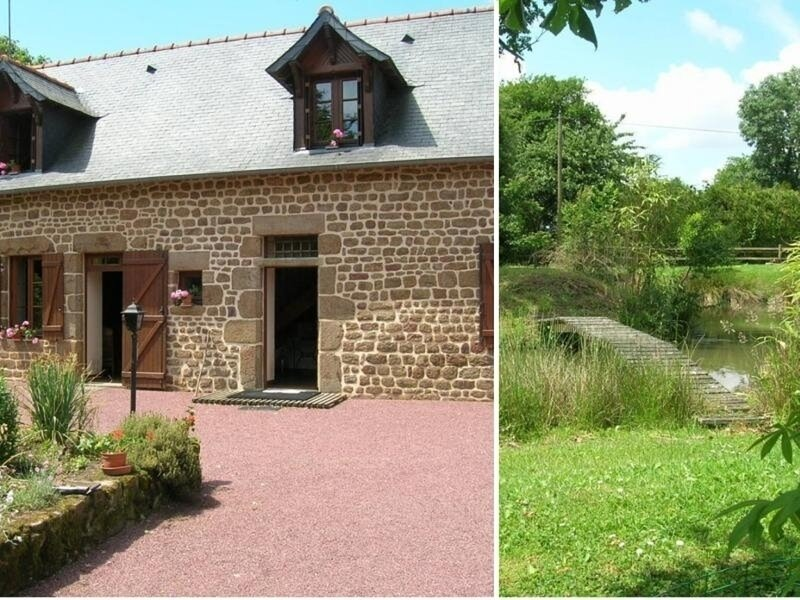 Les Petits Bois, holiday rental in Ambrieres-les-Vallees