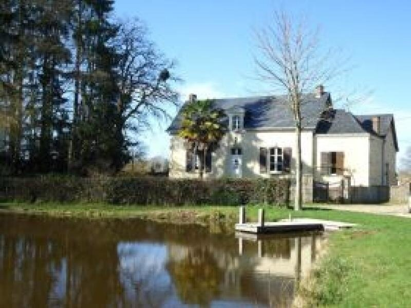 Le Logis, holiday rental in Laval