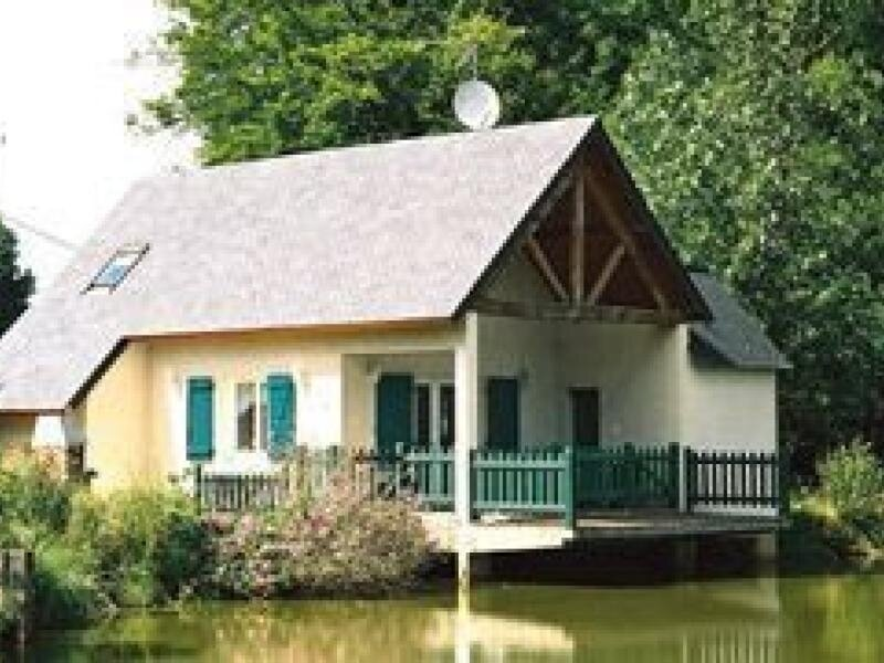 Les Iris, casa vacanza a Fougerolles-du-Plessis