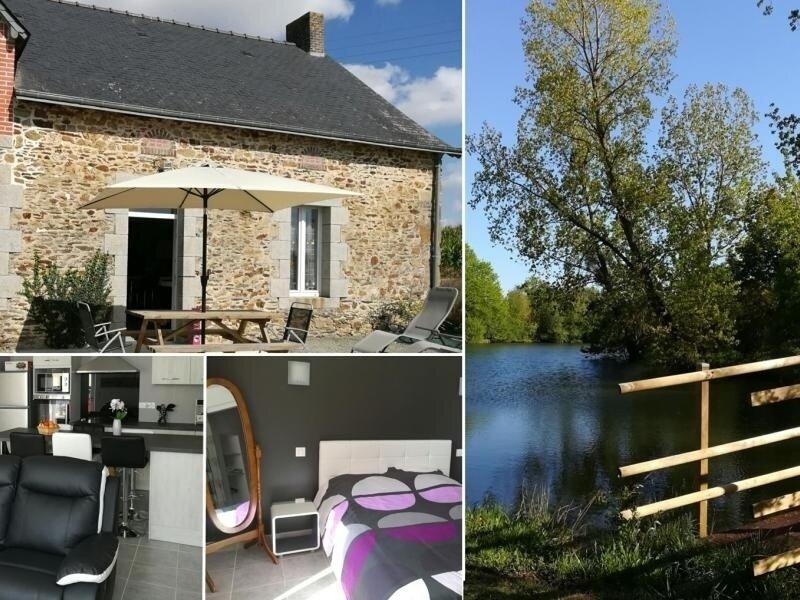 La Douairie en Mayenne, holiday rental in Laval