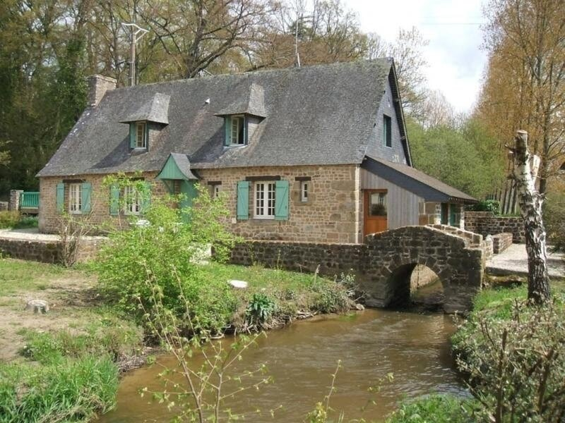 Le Moulin de la Futaie, casa vacanza a Fougerolles-du-Plessis