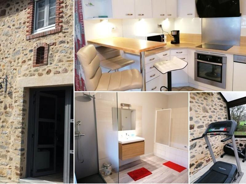 Location Gîte Andouillé, 4 pièces, 5 personnes, holiday rental in Laval