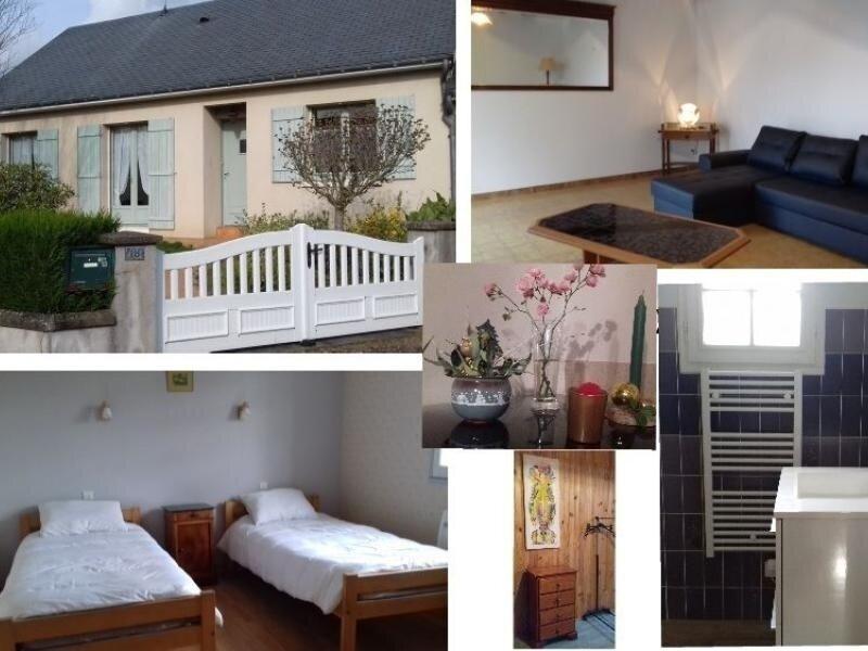 L'Anjouère, aluguéis de temporada em Saint-Sulpice