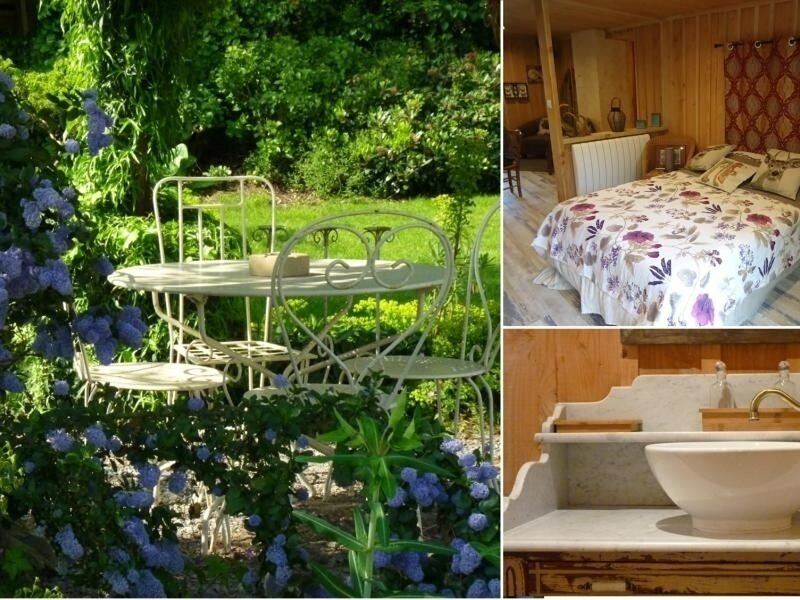 Les Glycines, vacation rental in Val-d'Ize