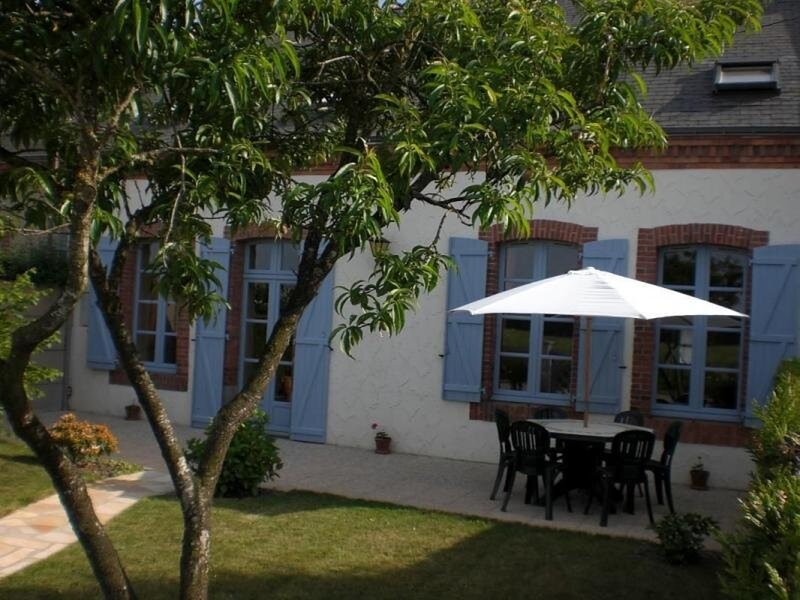 Gite du Cheran, holiday rental in Martigne-Ferchaud