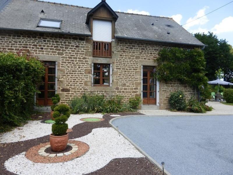 Luzachères, casa vacanza a St Denis de Gastines