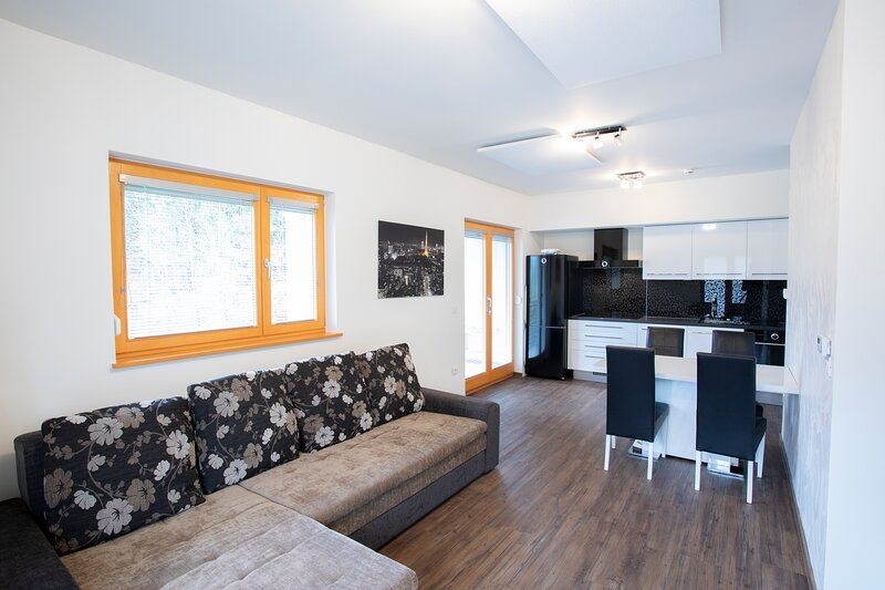Apartments Plan, vacation rental in Ratece