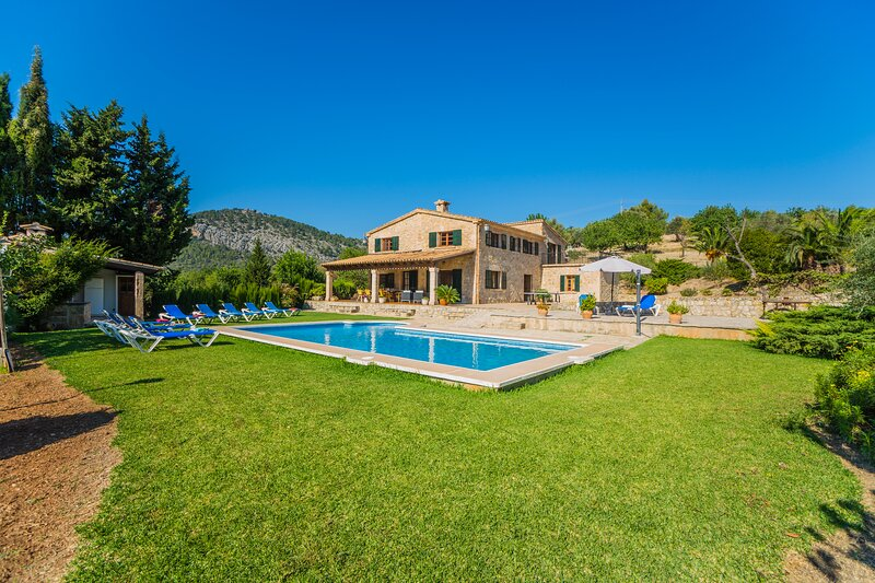 El Olivo Pollensa, exclusive Villa in Mallorca, holiday rental in Majorca