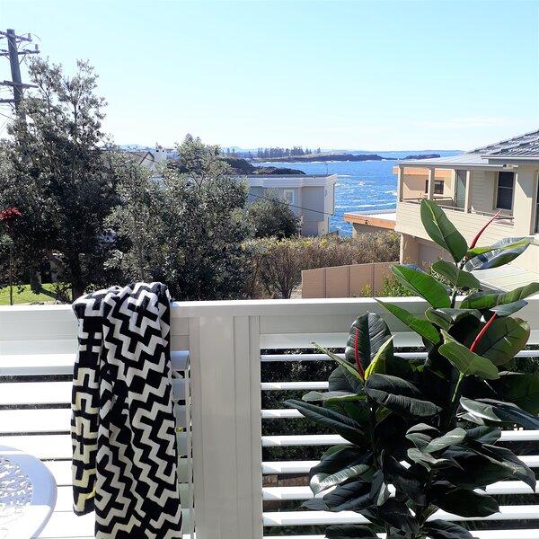 Shutters by the Sea B&B, holiday rental in Kiama
