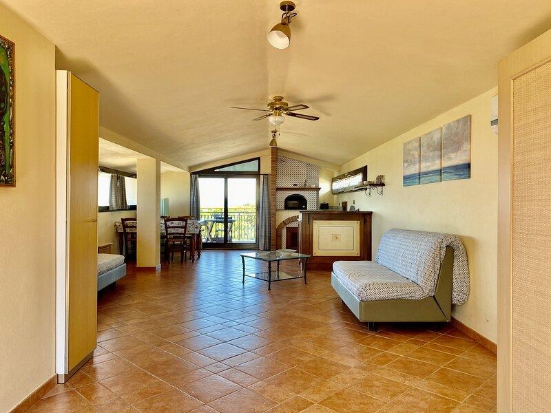 Appartamento Mansarda, holiday rental in Gualdo a Capoliveri