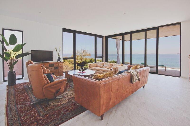 Redrock Ocean View Villa (Apartment), alquiler de vacaciones en Gordon's Bay