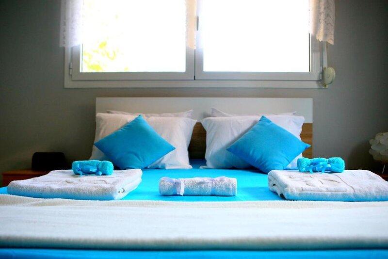 Newly Built All Seasons Resort, location de vacances à Nea Triglia