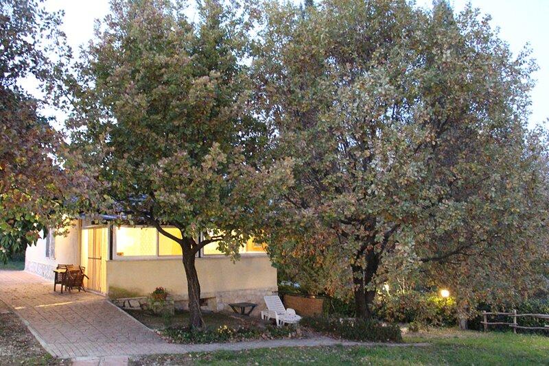 Country House Villa Pietro Romano ap. Classico, vacation rental in Gerano
