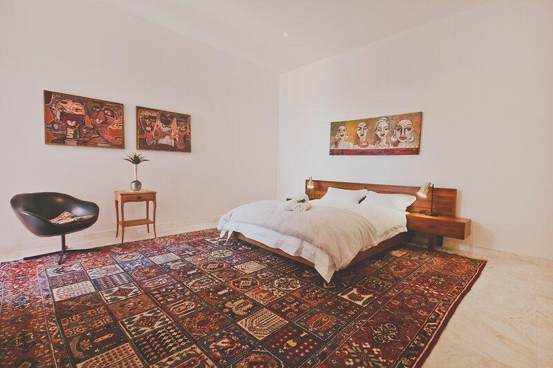 Redrock Ocean View Villa (Suite 2), holiday rental in Rooiels