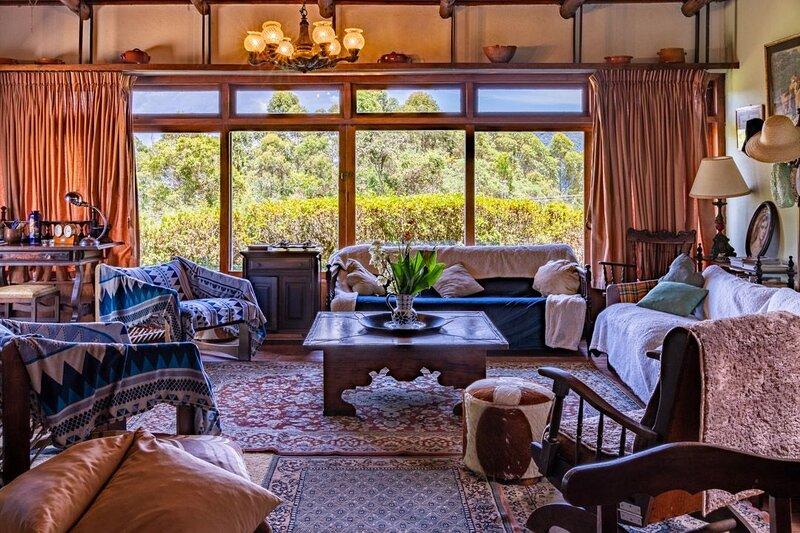 Refúgio na montanha Chácara na divisa de Campos do Jordão, casa vacanza a Goncalves